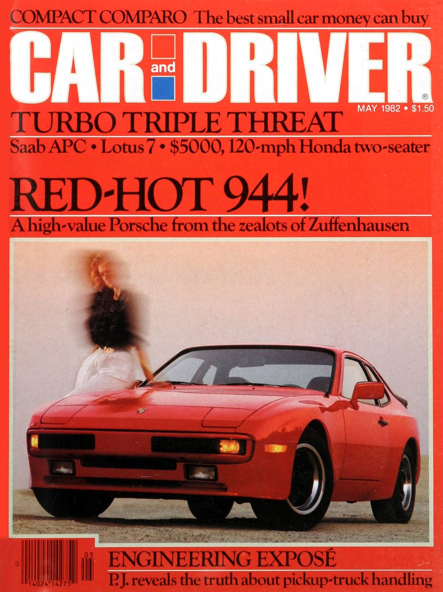Like, Totally Rad: The Car and Driver Covers of the 1980s - Slide 30