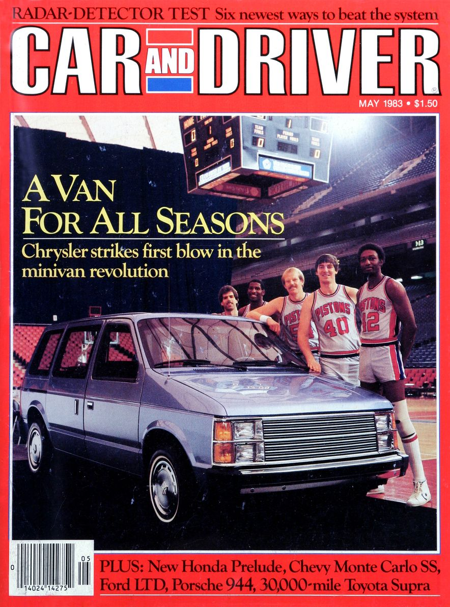 Like, Totally Rad: The Car and Driver Covers of the 1980s - Slide 42