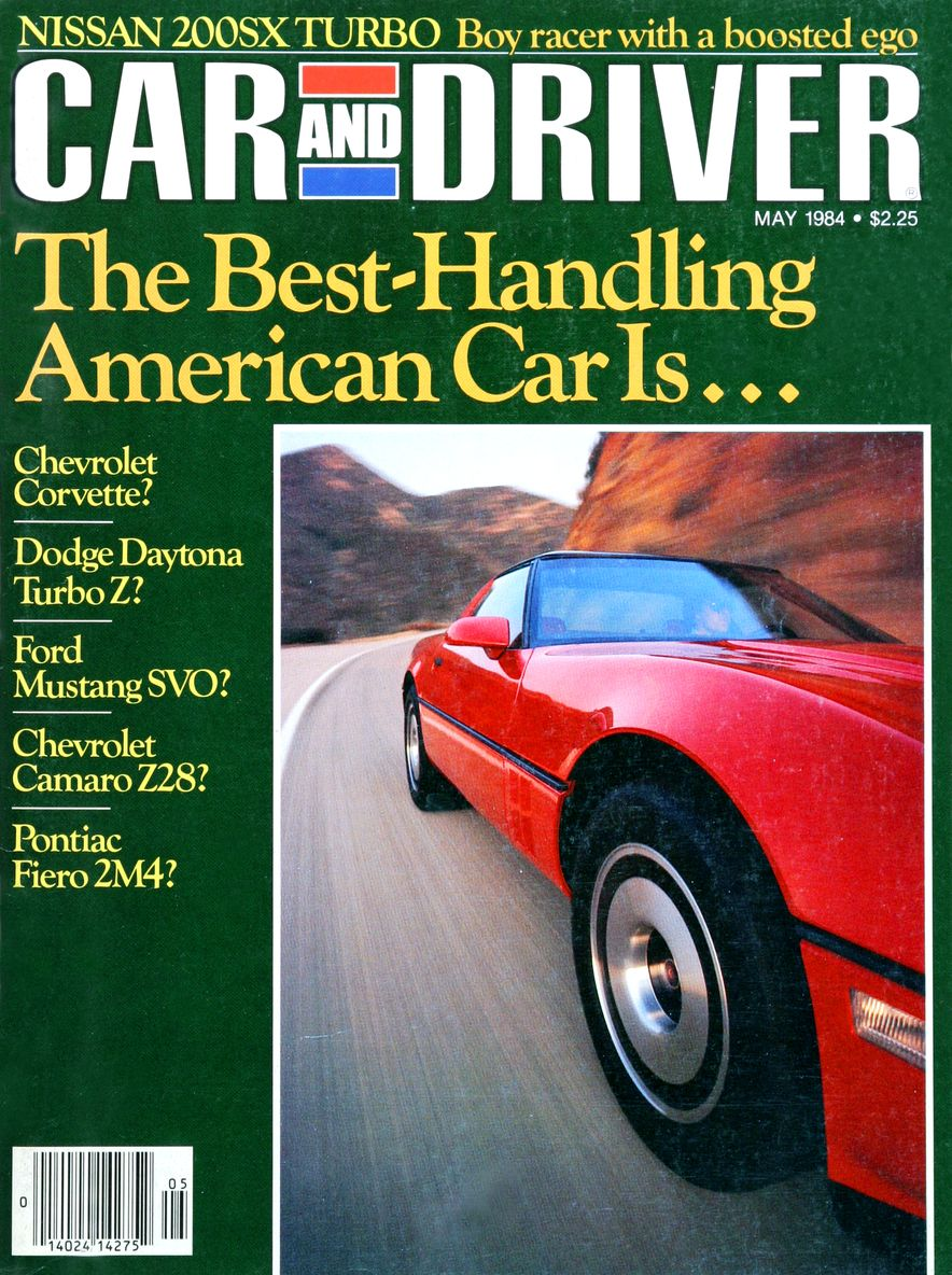 Like, Totally Rad: The Car and Driver Covers of the 1980s - Slide 54