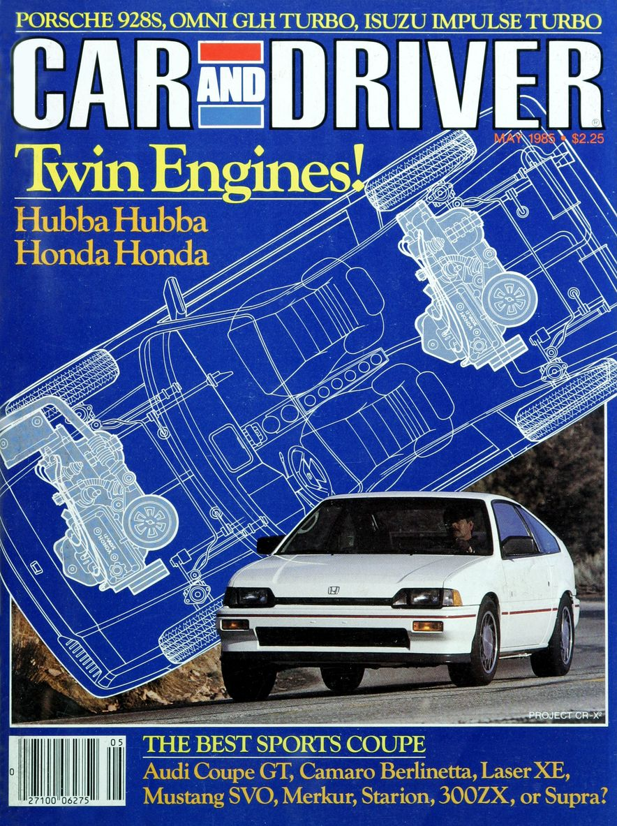 Like, Totally Rad: The Car and Driver Covers of the 1980s - Slide 66