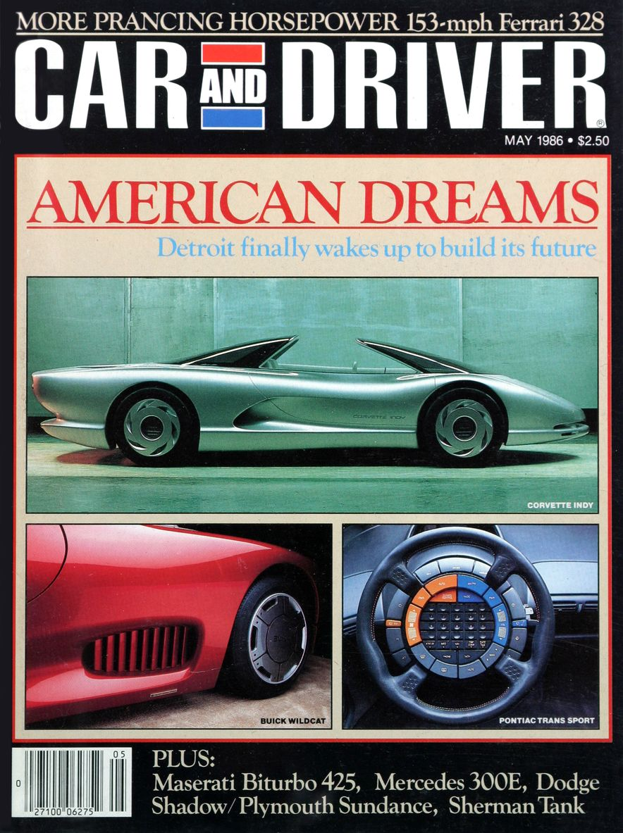 Like, Totally Rad: The Car and Driver Covers of the 1980s - Slide 78