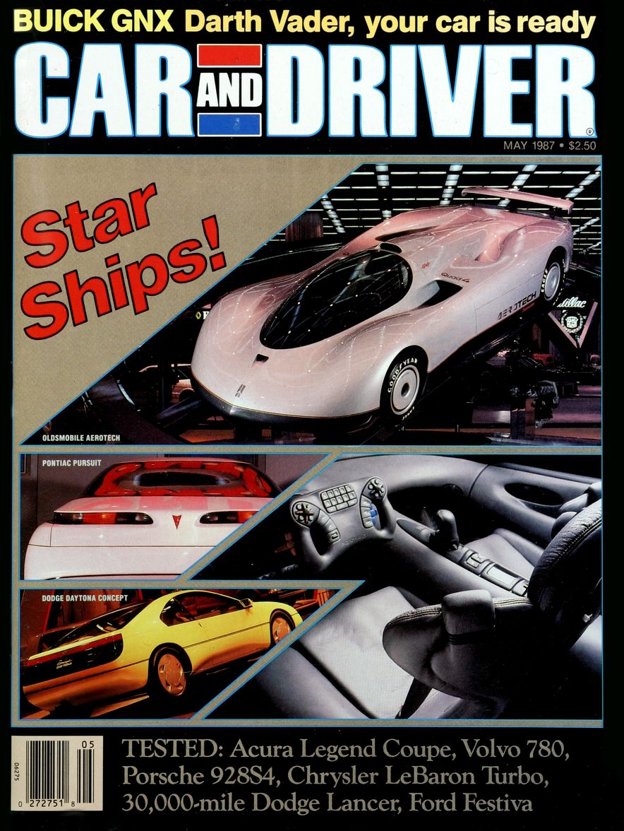Like, Totally Rad: The Car and Driver Covers of the 1980s - Slide 90