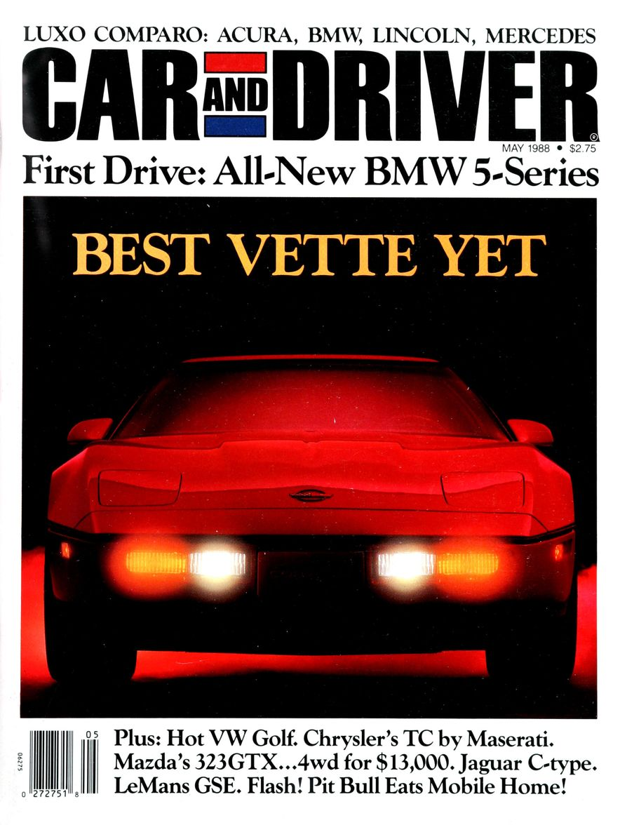 Like, Totally Rad: The Car and Driver Covers of the 1980s - Slide 102