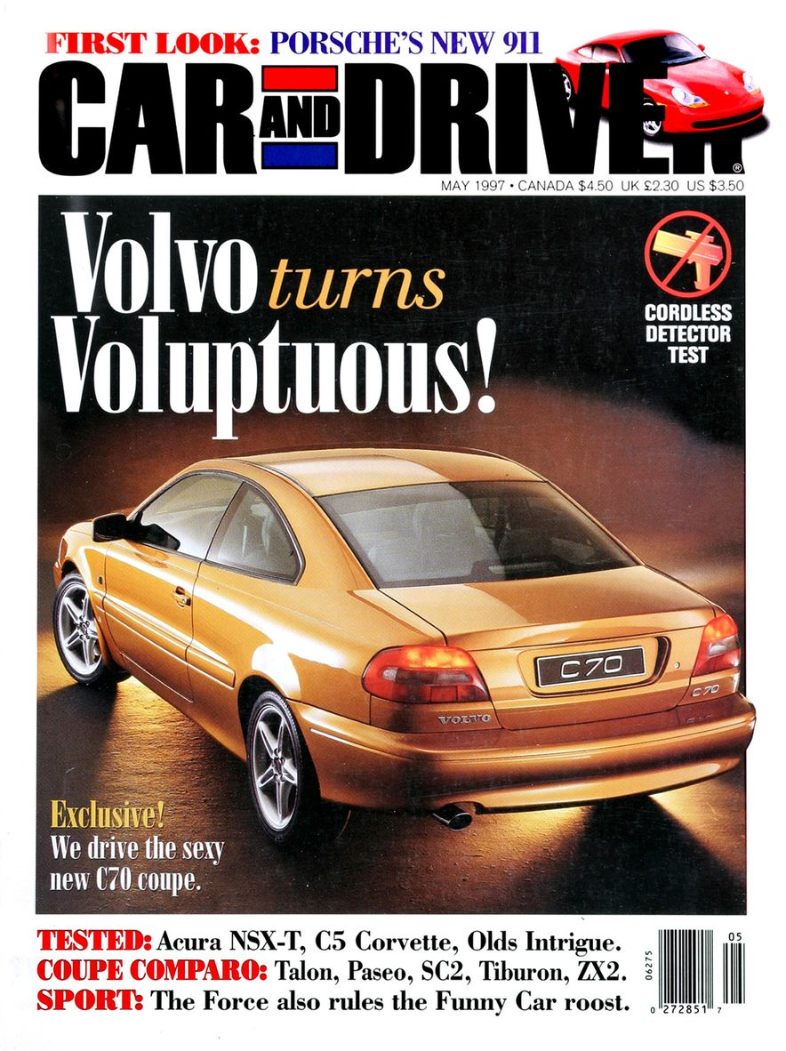 Formula C/D: The Car and Driver Covers of the 1990s - Slide 90