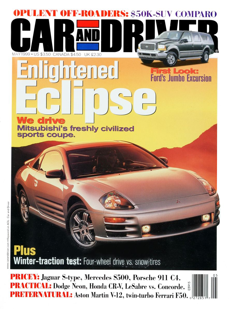 Formula C/D: The Car and Driver Covers of the 1990s - Slide 114