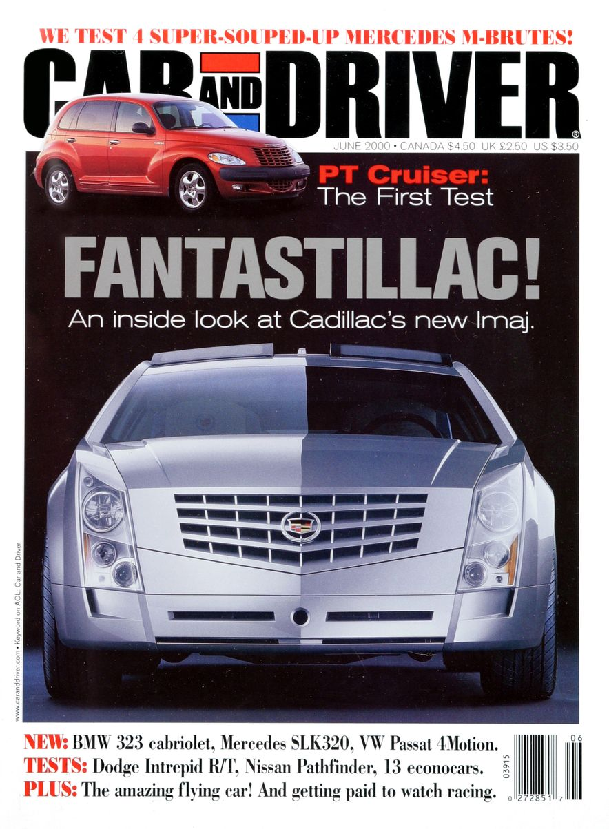Going Millennial: The Car and Driver Covers of the 2000s and 2010s - Slide 7
