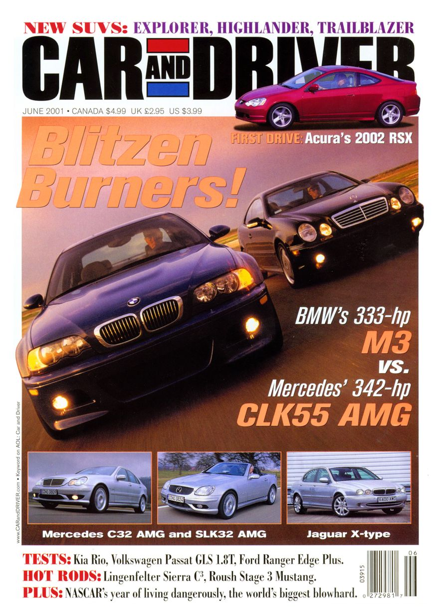 Going Millennial: The Car and Driver Covers of the 2000s and 2010s - Slide 19