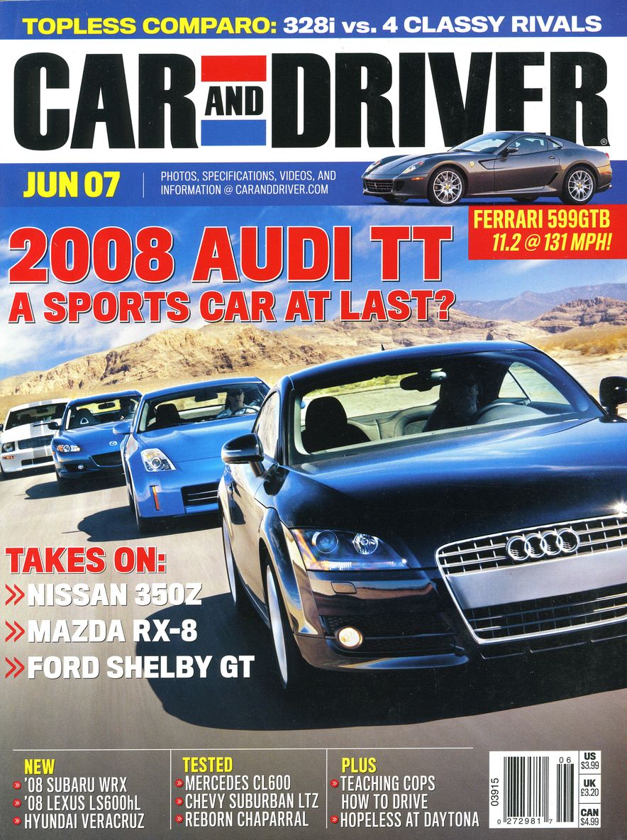 Going Millennial: The Car and Driver Covers of the 2000s and 2010s - Slide 91