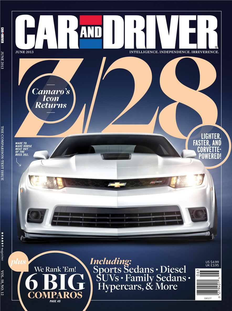 Going Millennial: The Car and Driver Covers of the 2000s and 2010s - Slide 163