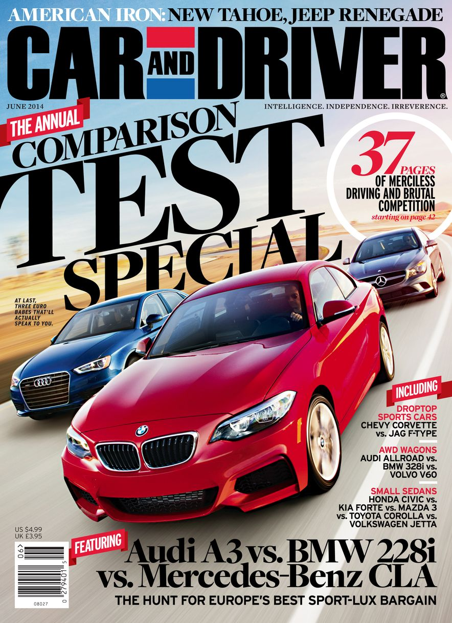 Going Millennial: The Car and Driver Covers of the 2000s and 2010s - Slide 175
