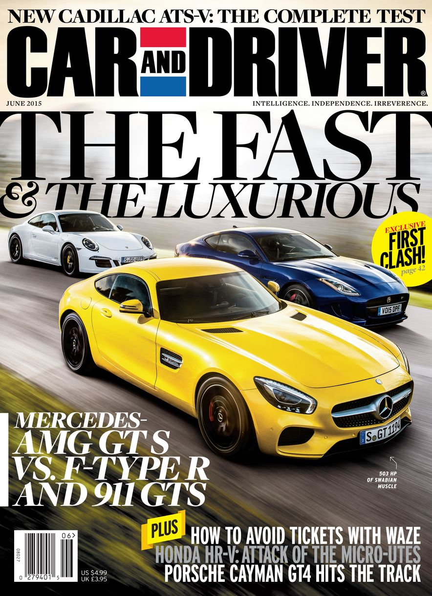 Going Millennial: The Car and Driver Covers of the 2000s and 2010s - Slide 187