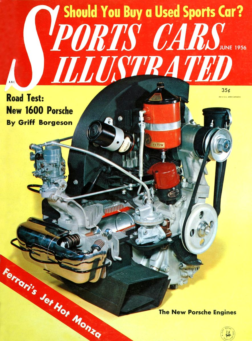 When We Were Young: The Car and Driver/Sports Cars Illustrated Covers of the 1950s - Slide 13