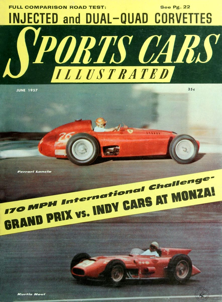 When We Were Young: The Car and Driver/Sports Cars Illustrated Covers of the 1950s - Slide 25