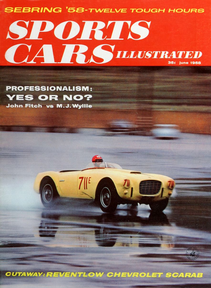 When We Were Young: The Car and Driver/Sports Cars Illustrated Covers of the 1950s - Slide 37