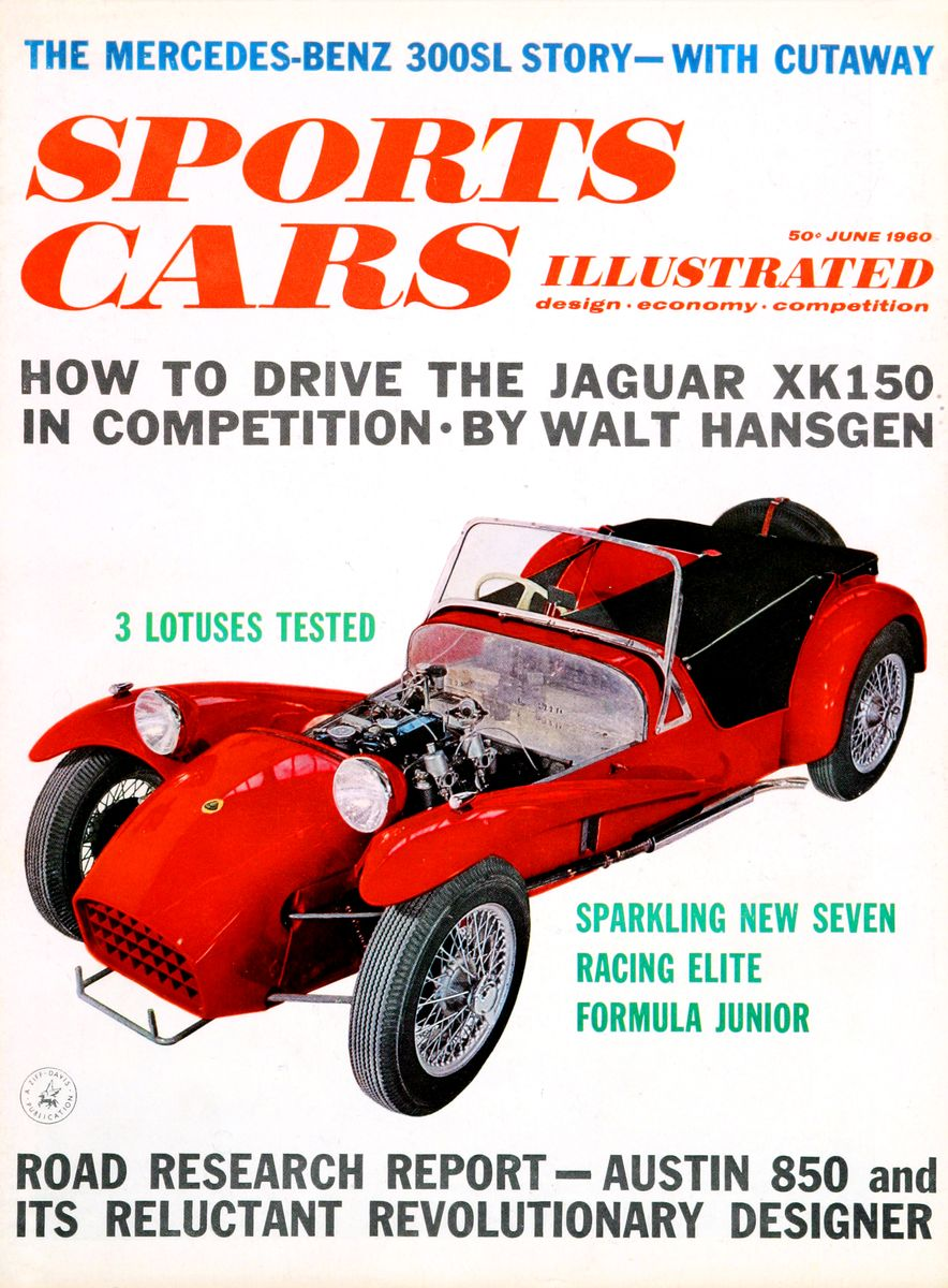 Getting Groovy and into the Groove: The Car and Driver Covers of the 1960s - Slide 7
