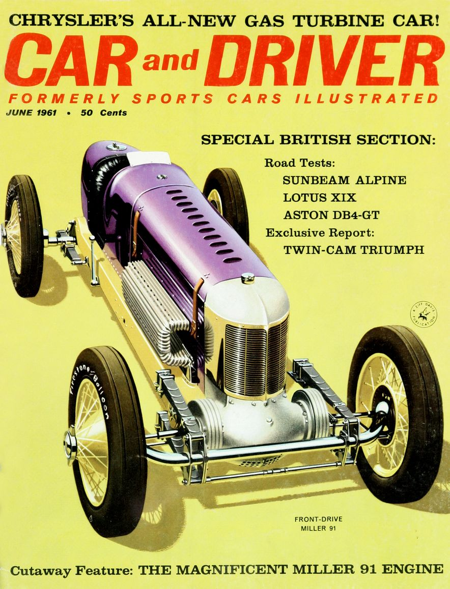 Getting Groovy and into the Groove: The Car and Driver Covers of the 1960s - Slide 19