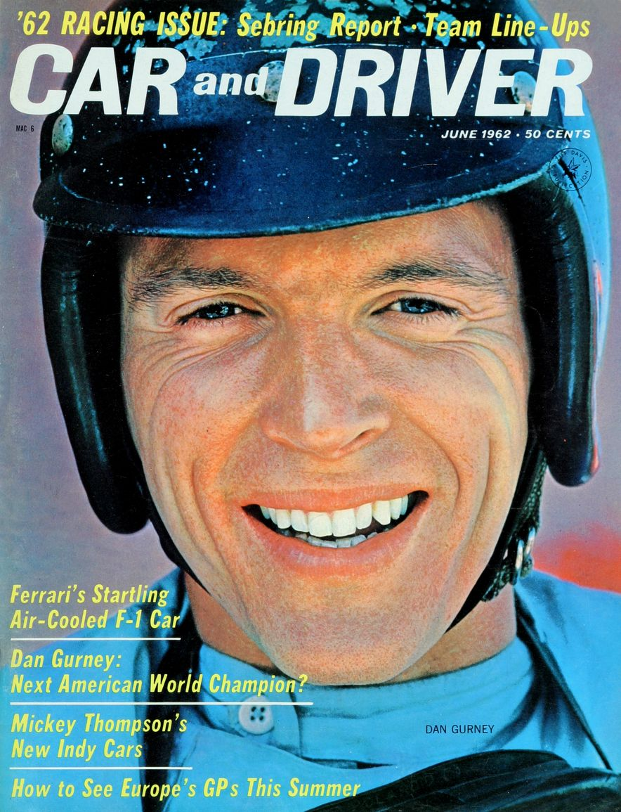 Getting Groovy and into the Groove: The Car and Driver Covers of the 1960s - Slide 31