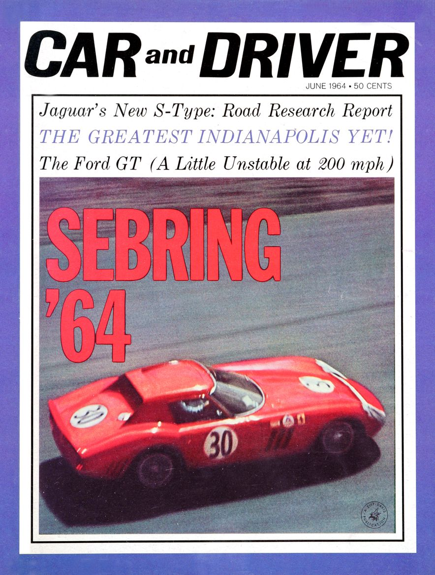 Getting Groovy and into the Groove: The Car and Driver Covers of the 1960s - Slide 55
