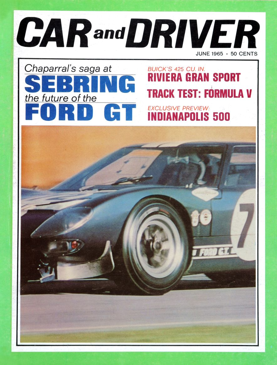 Getting Groovy and into the Groove: The Car and Driver Covers of ...
