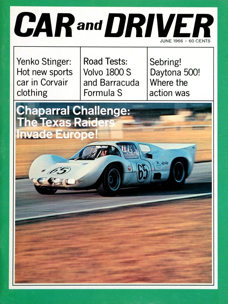 Getting Groovy and into the Groove: The Car and Driver Covers of the 1960s - Slide 79