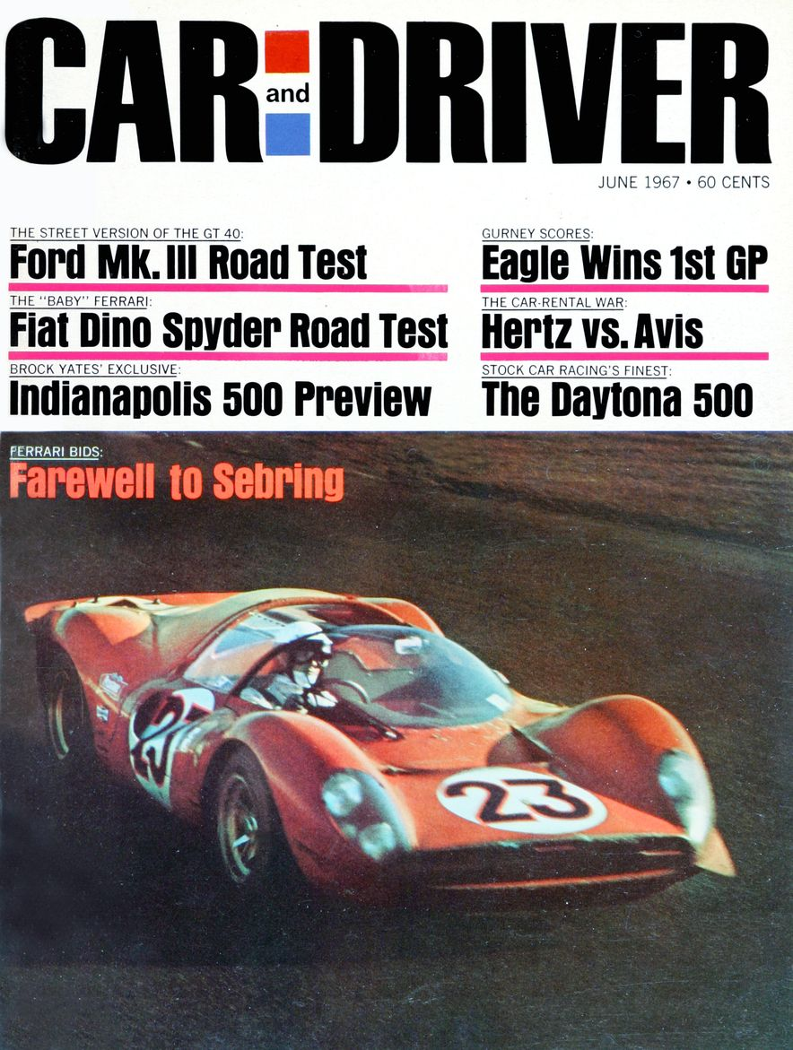 Getting Groovy and into the Groove: The Car and Driver Covers of the 1960s - Slide 91