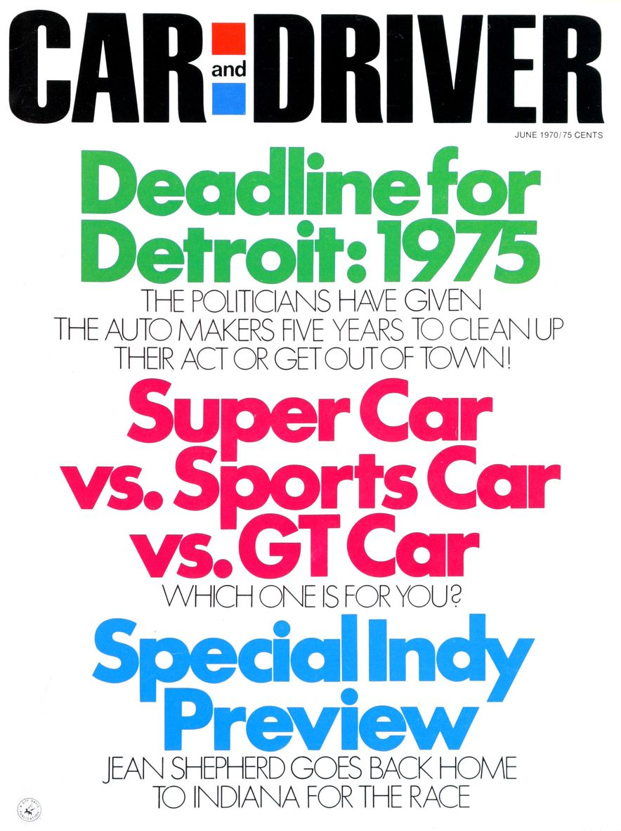 The Us Decade: The Car and Driver Covers of the 1970s - Slide 7
