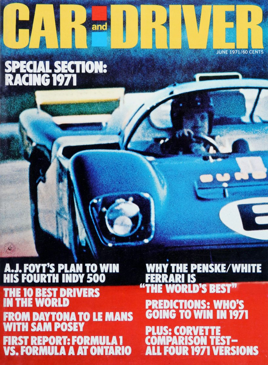 The Us Decade: The Car and Driver Covers of the 1970s - Slide 19