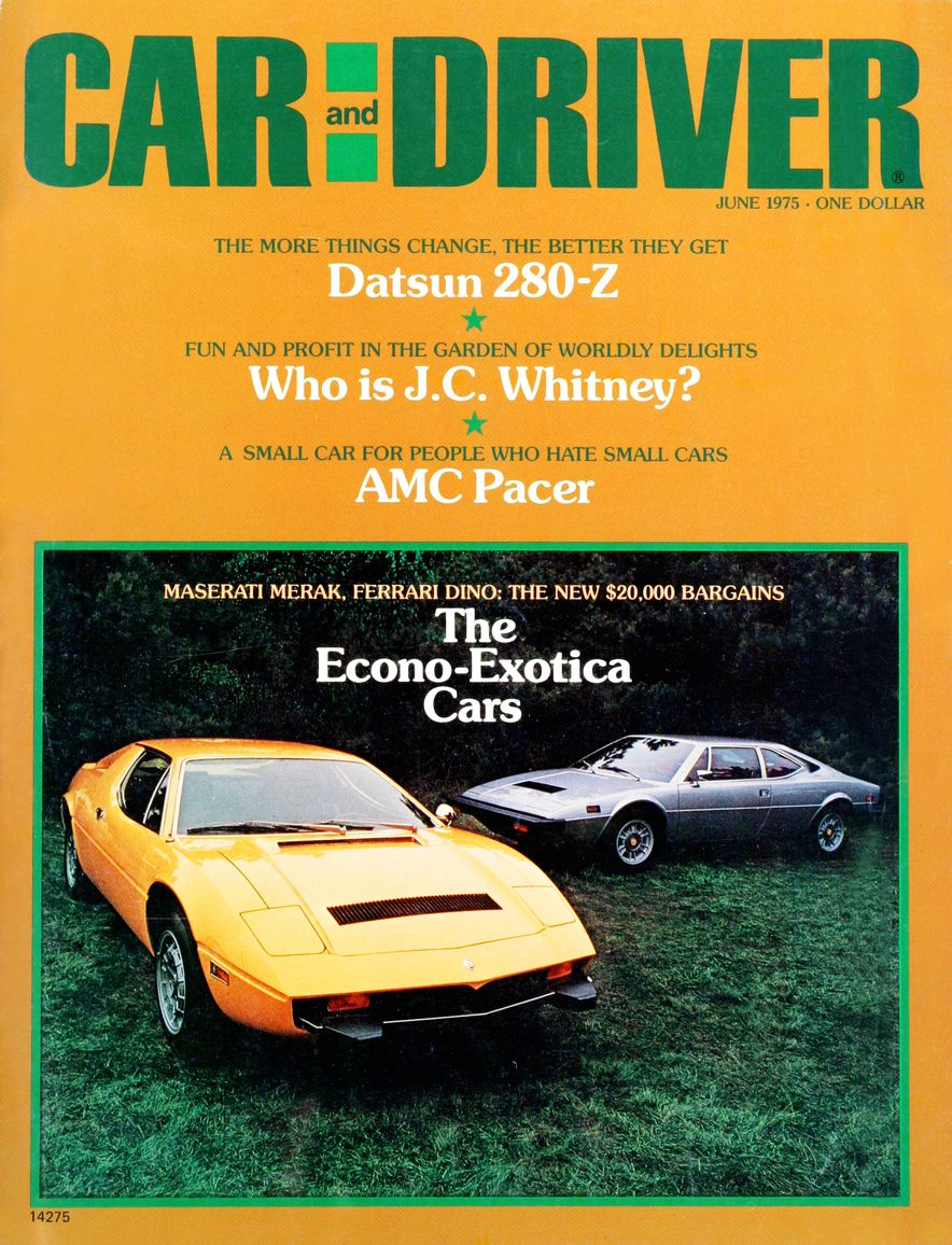 The Us Decade: The Car and Driver Covers of the 1970s - Slide 67