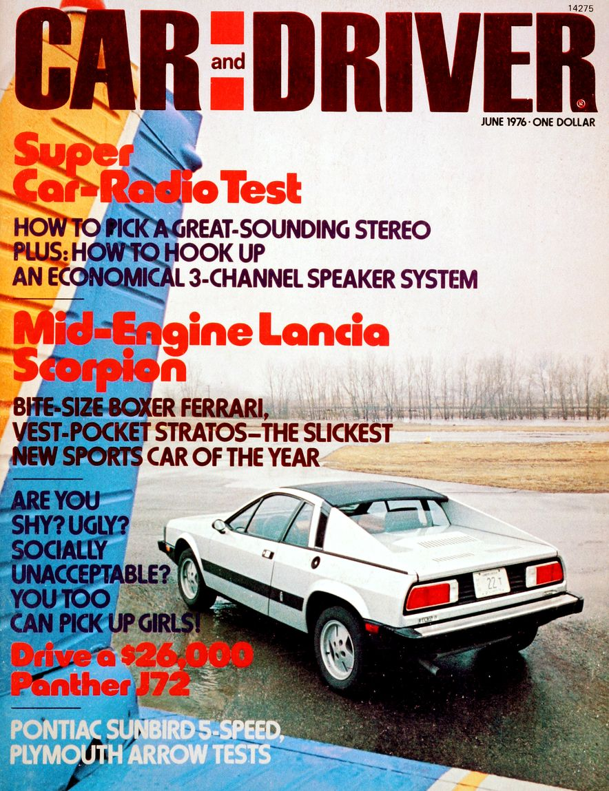 The Us Decade: The Car and Driver Covers of the 1970s - Slide 79