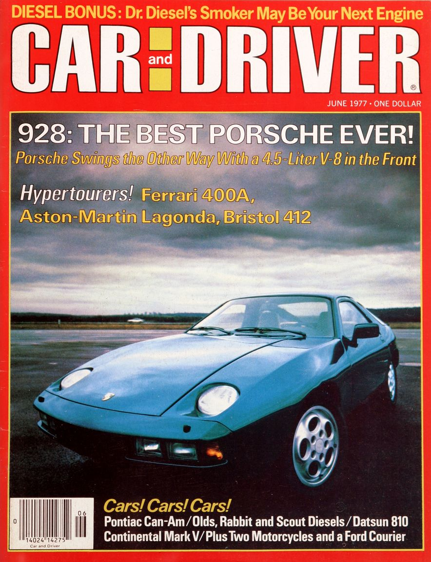 The Us Decade: The Car and Driver Covers of the 1970s | Flipbook ...