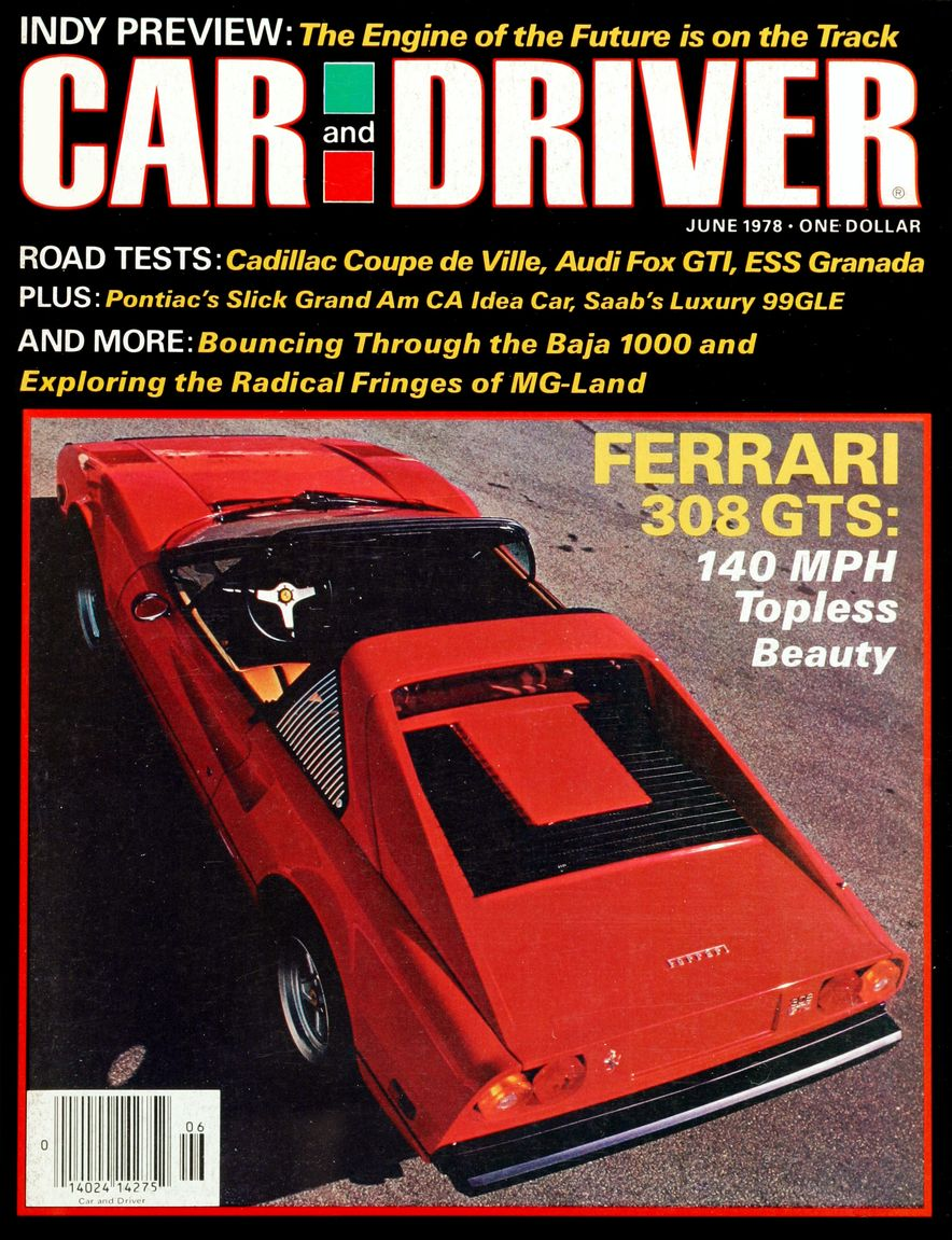 The Us Decade: The Car and Driver Covers of the 1970s - Slide 103