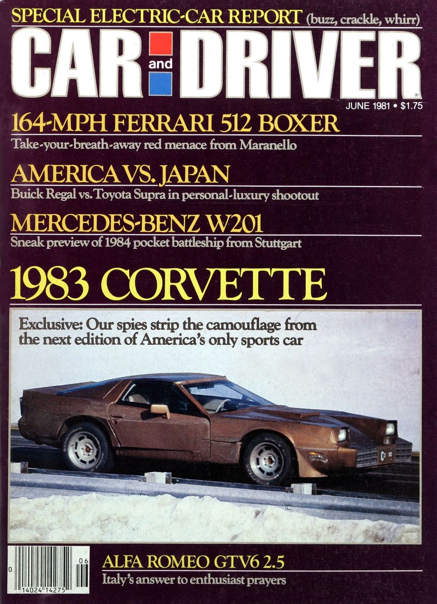 Like, Totally Rad: The Car and Driver Covers of the 1980s - Slide 19