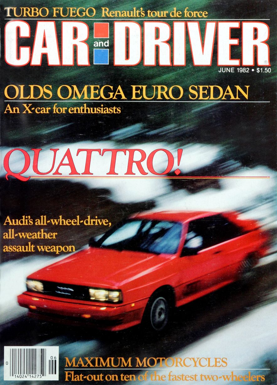 Like, Totally Rad: The Car and Driver Covers of the 1980s - Slide 31