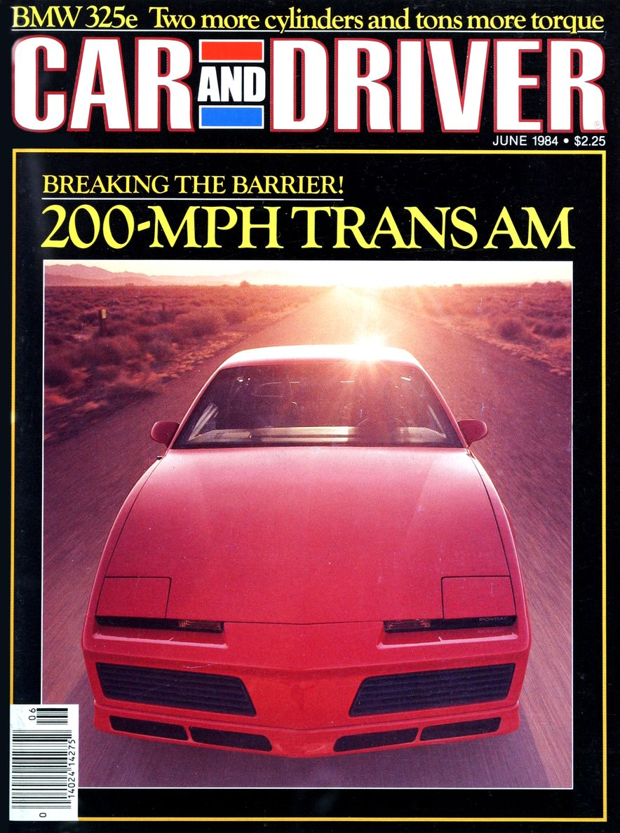 Like, Totally Rad: The Car and Driver Covers of the 1980s - Slide 55