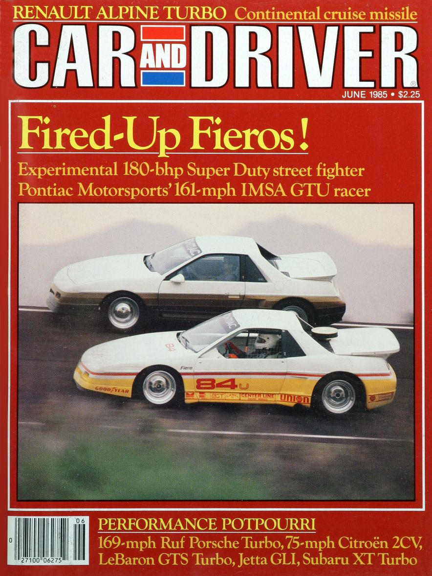 Like, Totally Rad: The Car and Driver Covers of the 1980s - Slide 67