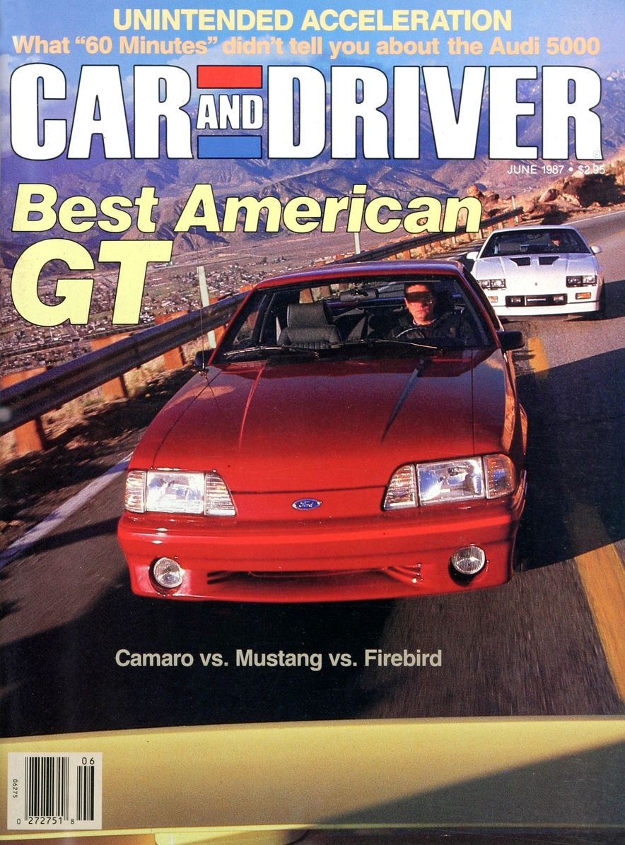 Like, Totally Rad: The Car and Driver Covers of the 1980s - Slide 91