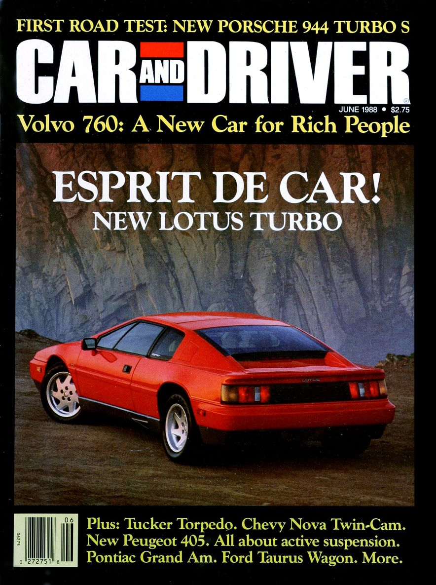 Like, Totally Rad: The Car and Driver Covers of the 1980s - Slide 103