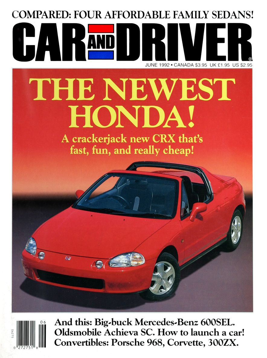 Formula C/D: The Car and Driver Covers of the 1990s - Slide 31