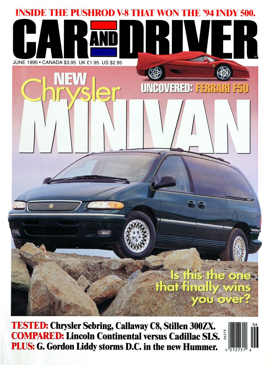 Formula C/D: The Car and Driver Covers of the 1990s - Slide 67
