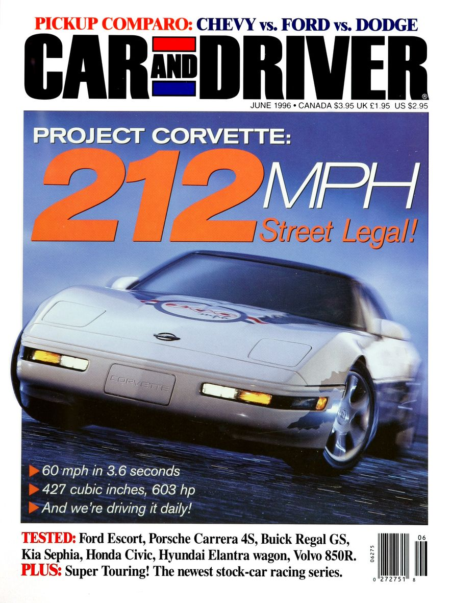 Formula C/D: The Car and Driver Covers of the 1990s - Slide 79