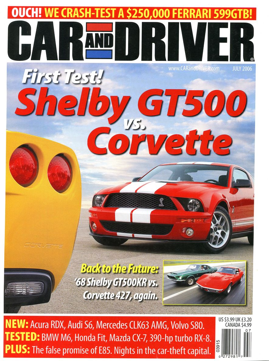 Going Millennial: The Car and Driver Covers of the 2000s and 2010s - Slide 80