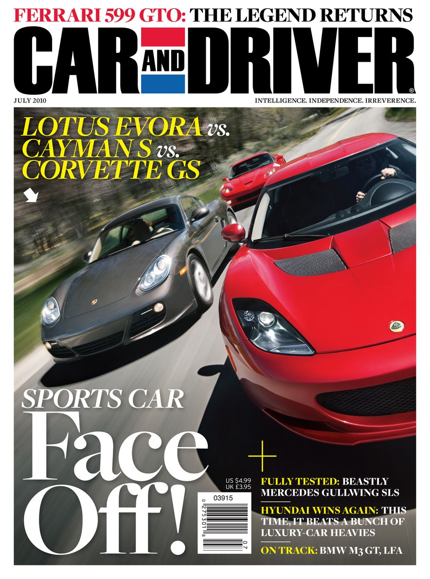 Going Millennial: The Car and Driver Covers of the 2000s and 2010s - Slide 128