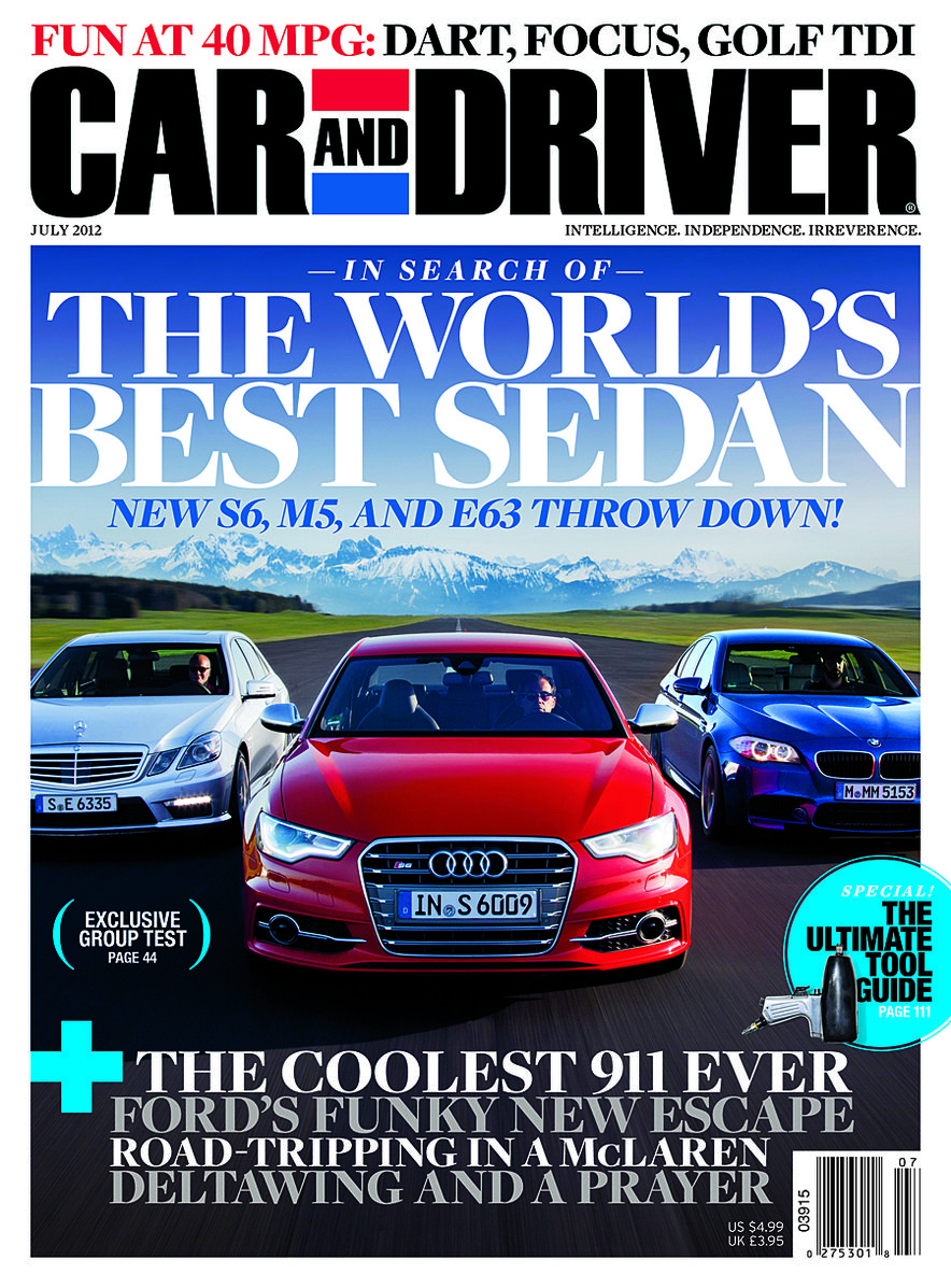 Going Millennial: The Car and Driver Covers of the 2000s and 2010s - Slide 152