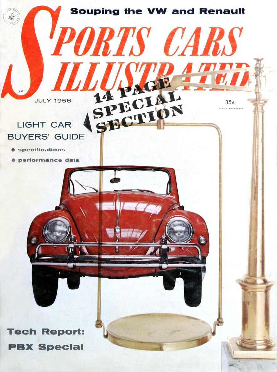 When We Were Young: The Car and Driver/Sports Cars Illustrated Covers of the 1950s - Slide 14