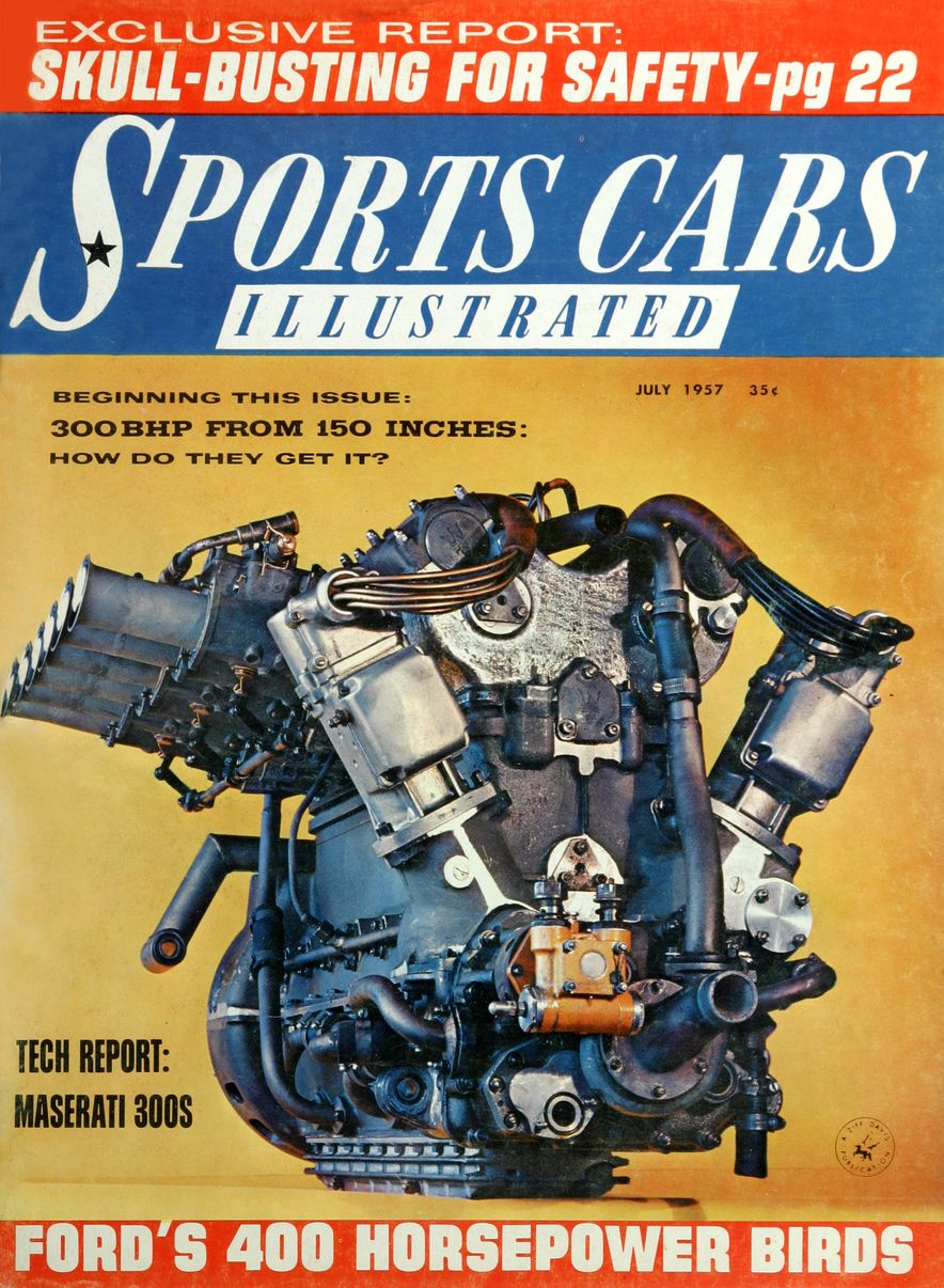 When We Were Young: The Car and Driver/Sports Cars Illustrated Covers of the 1950s - Slide 26