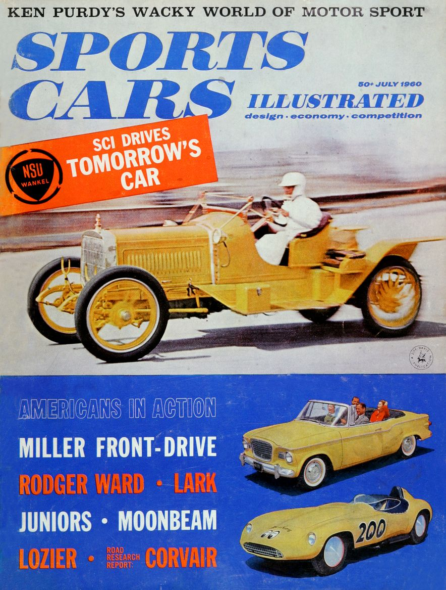 Getting Groovy and into the Groove: The Car and Driver Covers of the 1960s - Slide 8