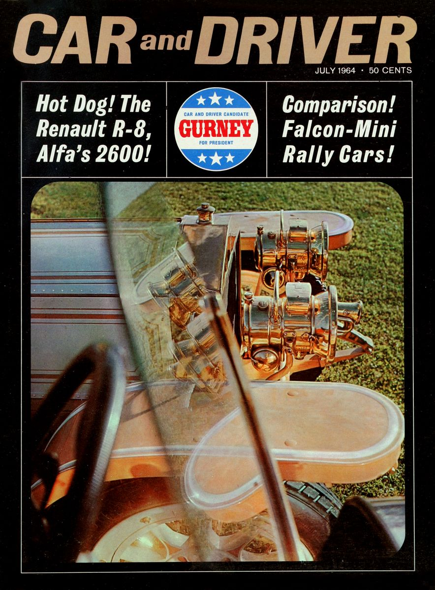 Getting Groovy and into the Groove: The Car and Driver Covers of the 1960s - Slide 56