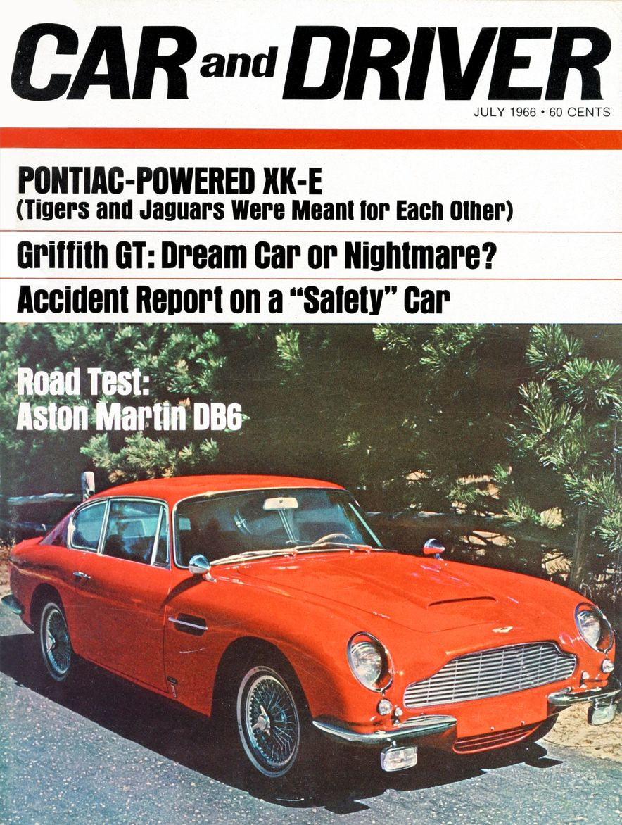 Getting Groovy and into the Groove: The Car and Driver Covers of the 1960s - Slide 80