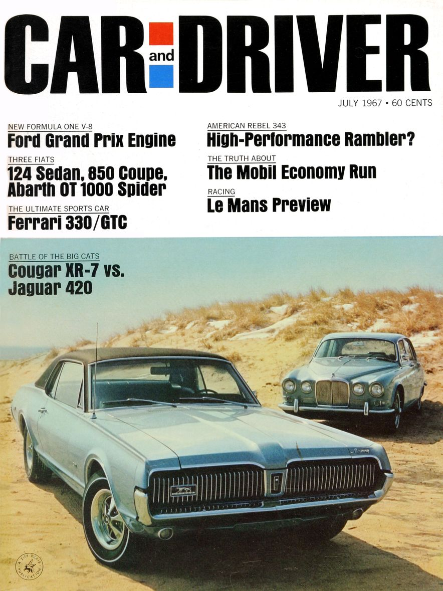 Getting Groovy and into the Groove: The Car and Driver Covers of the 1960s - Slide 92