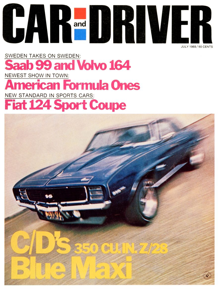 Getting Groovy and into the Groove: The Car and Driver Covers of the 1960s - Slide 116